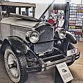 1928 Packard 526 Sedan by Douglas Barnard