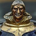 1928 Pontiac Hood Ornament  by Jill Reger