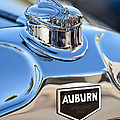 1929 Auburn 8-90 Speedster Hood Ornament by Jill Reger