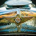 1929 Dodge Sedan Hood Emblem 2 by Jill Reger