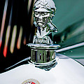 1929 Minerva Hood Ornament by Jill Reger