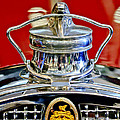1929 Packard 8 Hood Ornament 2 by Jill Reger