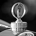 1930 Bugatti Hood Ornament by Jill Reger