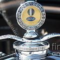 1930 Ford Model A - Hood Ornament - 7488 by Gary Gingrich Galleries