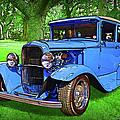 1930 Ford by Richard Farrington