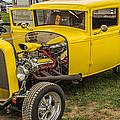 1930 Model A Coupe by Ken Kobe