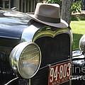 1930 Model-a Town Car 2 by Joseph Marquis