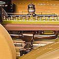1930 Packard Speedster Runabout Engine -0539c by Jill Reger
