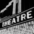1930s 1940s Theater Marquee Theatre by Vintage Images