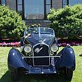 1930's Alfa Romeo by Rob Luzier