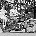 1930s Motorcycle Touring by Daniel Hagerman