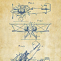 1931 Aircraft Emergency Floatation Patent Vintage by Nikki Marie Smith