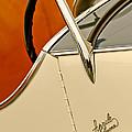 1931 Alfa Romeo 6c 1750 Gran Sport Aprile Spider Corsa Steering Wheel by Jill Reger