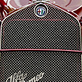 1931 Alfa-romeo Grille Emblem by Jill Reger