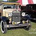 1931 Ford Model-a Car by Ohad Shahr