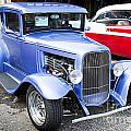 1931 Ford Model A Classic Car Complete In Color 3211.02 by M K Miller