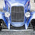 1931 Ford Model A Front End Classic Car In Color 3214.02 by M K Miller