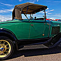 1931 Model T Ford by Steve Harrington