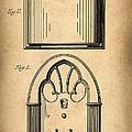 1931 Philco Radio Patent by Bill Cannon