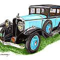 1931 Studebaker President by Jack Pumphrey