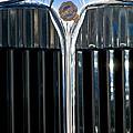 1932 Chrysler Hood Ornament by Jill Reger