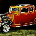 1932 Ford Fenderless Coupe by Steve McKinzie