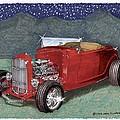 1932 Ford High Boy by Jack Pumphrey
