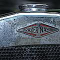 1932 Frazer Nash Tt Radiator Badge by John Colley