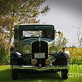 1932 Frontenac 6-70 Sedan  by Davandra Cribbie