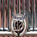 1932 Stutz Dv-32 Super Bearcat Emblem by Jill Reger