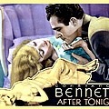1933 - After Tonight Motion Picture Poster - Constance Bennet - Gilbert Roland - Color by John Madison