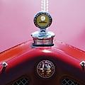 1933 Alfa Romeo P-2 Monza Hood Ornament by Jill Reger