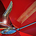 1933 Chevrolet Hood Ornament by Jeanne May
