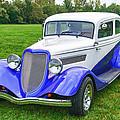 1933 Ford Vicky by Guy Whiteley