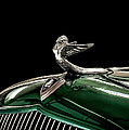 1933 Plymouth Mascot by Douglas Pittman