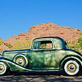 1933 Pontiac -0008c by Jill Reger