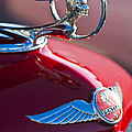 1933 Pontiac Hood Ornament 3 by Jill Reger