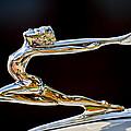 1934 Buick Goddess Hood Ornament by Jill Reger