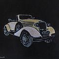 1934 Mclaren by William Jack Thomas