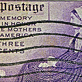 1934 Mothers Of America Three-cent Stamp by Bill Owen