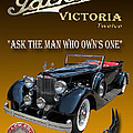 1934 Packard by Jack Pumphrey