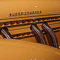 1935 Auburn Supercharged  by Kathleen  Vogel