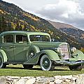 1935 Buick Club Sedan by Dave Koontz