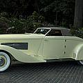 1935 Duesenberg J Roadster  by Paul Cannon