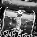 1935 Frazer Nash Tt Replica Shelsley -0223bw by Jill Reger
