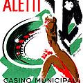 1935 Hotel Aletti Casino Algeria by Historic Image