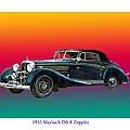 Maybach Zepplin Ds-8 by Jack Pumphrey