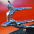 1935 Pontiac Sedan Hood Ornament 2 by Jill Reger