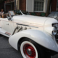 1936 Auburn Super Charger by John Telfer
