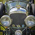 1936 Bentley 4.5 Litre Lemans Rc Series by Jack R Perry